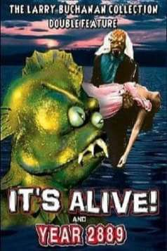 It's Alive! (1969) Full Movie