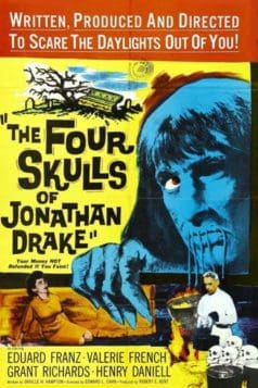 The Four Skulls of Jonathan Drake (1959)