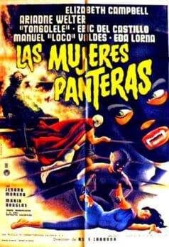 The Panther Women (1967)