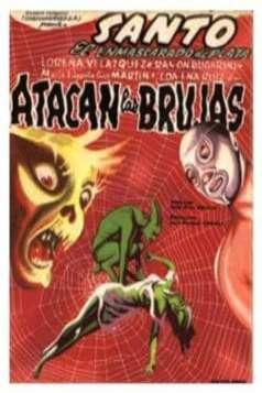 Santo Attacks the Witches (1968)