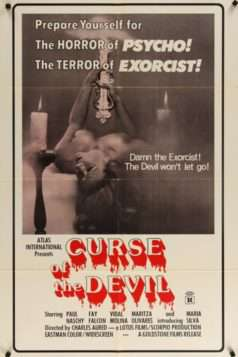 Curse of the Devil (1973)