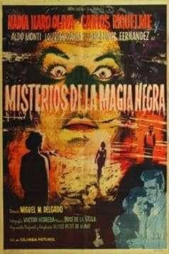 Mysteries of Black Magic (1958)