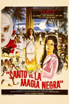 Santo vs. Black Magic Woman (1973)
