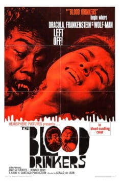Blood is the Color of the Night (1964)