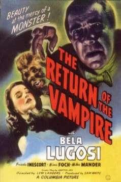 The Return of the Vampire (1943)