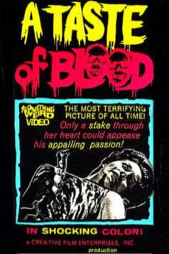 A Taste of Blood (1967)