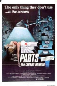 Parts: The Clonus Horror (1979)