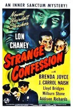 Strange Confession (1945)