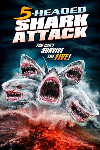 5-Headed Shark Attack (2017)