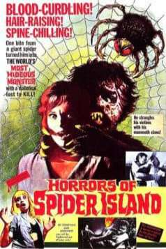 Horrors of Spider Island (1960)