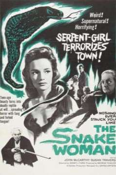 The Snake Woman (1961)