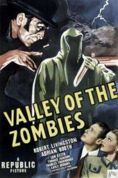 Valley of the Zombies (1946)
