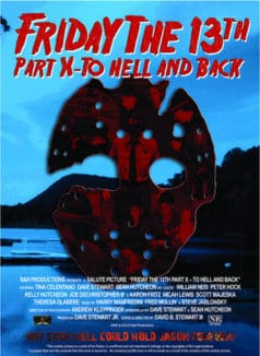 Friday the 13th Part X: To Hell and Back (1995)