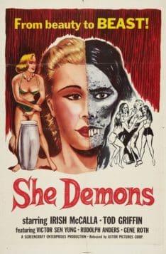 She Demons (1958)