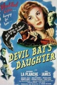 Devil Bat's Daughter (1946)