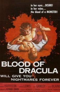 Blood of Dracula (1957)