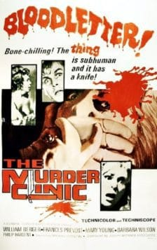 The Murder Clinic (1966)
