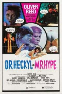 Dr. Heckyl and Mr. Hype (1980)