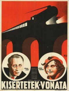 Kísértetek vonata (1933)