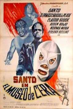 Santo in the Wax Museum (1963)