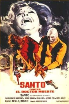 Santo Versus Doctor Death (1973)