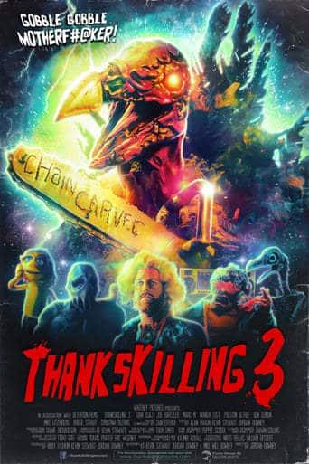 ThanksKilling 3 (2012)