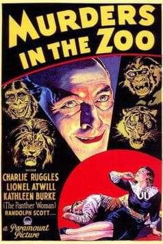 Murders in the Zoo (1933)