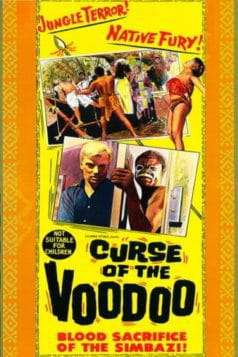 Curse Of The Voodoo (1965)