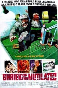 Shriek of the Mutilated (1974)