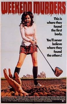 The Weekend Murders (1970)