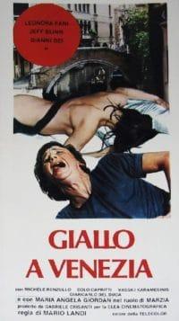 Giallo in Venice (1979)