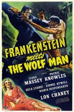 Frankenstein Meets the Wolf Man (1943)