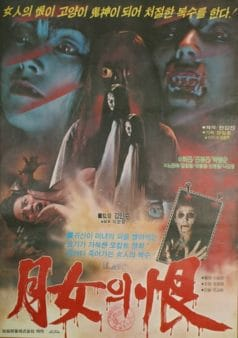 Grudge of the Moon Lady (1980)
