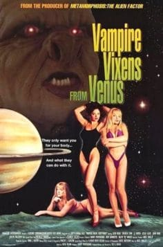 Vampire Vixens from Venus (1995) Full Movie