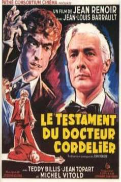The Testament of Dr. Cordelier (1959)