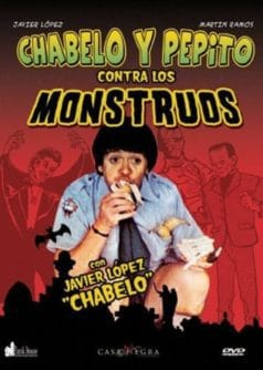 Chabelo and Pepito vs. the Monsters (1973)