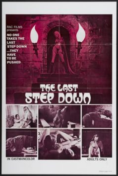 The Last Step Down (1970)