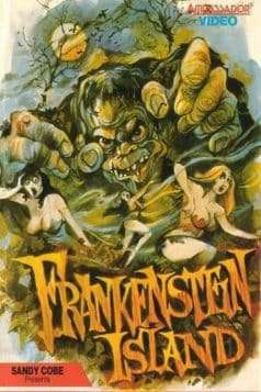 Frankenstein Island (1981) Full Movie
