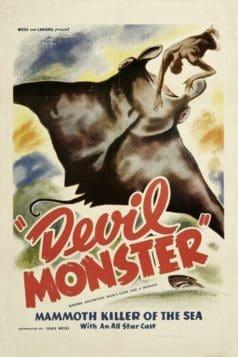 Devil Monster (1946)
