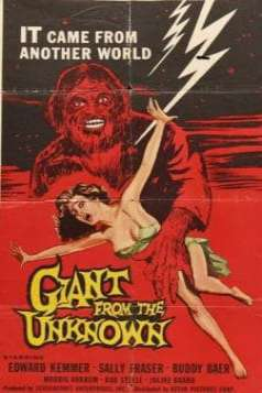 Giant from the Unknown (1958)