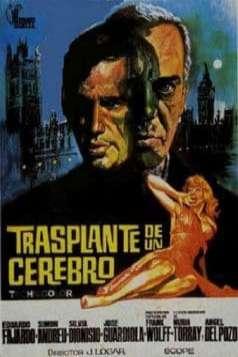 Trasplante de un cerebro (1970)