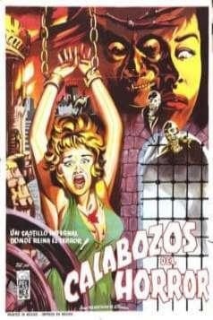 The Dungeon Of Harrow (1962)