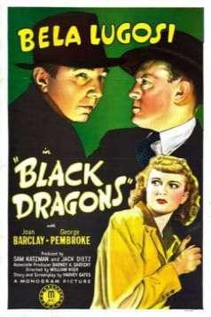 Black Dragons (1942)