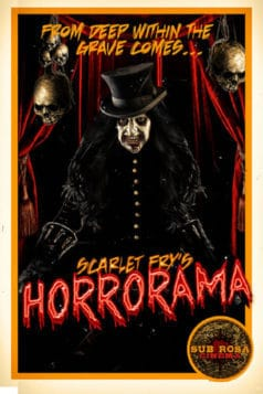 Scarlet Fry's Horrorama (1989)