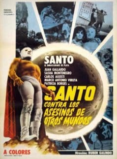 Santo vs. the Killers from Other Worlds (1973)