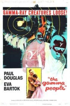 The Gamma People (1956)