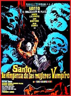 Santo in the Revenge of the Vampire Women (1970)