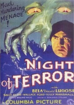 Night of Terror (1933)