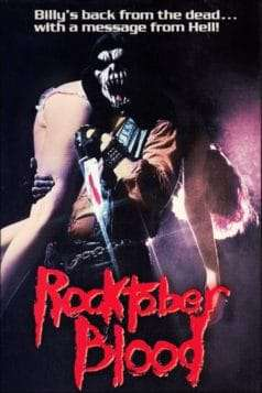 Rocktober Blood (1984) Full Movie