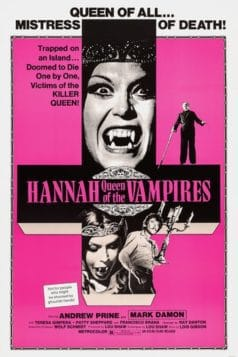 Hannah, Queen of the Vampires (1973)